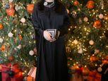 Hoa hậu Giáng My nổi bật với váy đen hàng hiệu - Ảnh số 4