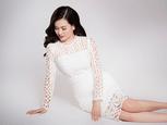 Hoa hậu Diễm Trần khoe đường cong chữ S hoàn hảo trong bộ ảnh mới - Ảnh số 9
