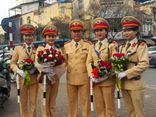 Hà Nội: Tháng 2 xảy ra 128 vụ TNGT, 48 người chết
