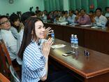 Trà Ngọc Hằng làm đại sứ chương trình đi bộ vì nạn nhân chất độc da cam