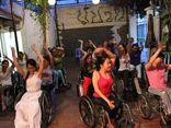 Clip: Độc đáo lớp học khiêu vũ trên xe lăn cho người khuyết tật