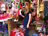 Không khí Giáng sinh lung linh sắc màu trên khắp cả nước
