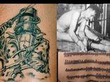 Giải mã bí ẩn những hình xăm trên người tướng cướp khét tiếng Bạch Hải Đường