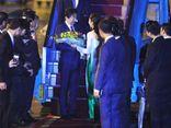 Thủ tướng Nhật Bản Shinzo Abe đến Đà Nẵng tham dự APEC