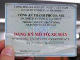 Tin tức - Đi xe máy không mang theo đăng ký xe bị phạt thế nào?