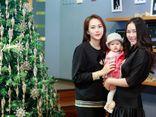 Phan Như Thảo tiết lộ chuyện chăm con và hậu thuẫn của chồng đại gia