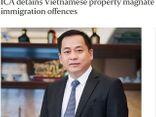 Tin nóng nhất: Luật sư Singapore xác định Phan Van Anh Vu là Vũ 'nhôm'