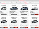 Bảng giá xe Toyota mới nhất tháng 1/2018 tại Việt Nam