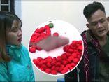Bắt giữ cặp đôi nam nữ mang theo gần 200 viên ma túy tổng hợp