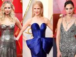 Thảm đỏ Oscar 2018: Dàn sao Hollywood lộng lẫy như nữ thần