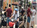 Video: Châu Việt Cường hành hung người sau va chạm giao thông