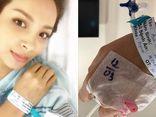 Thúy Hạnh bất ngờ nhập viện cấp cứu chỉ sau 2 tháng cắt bỏ tử cung