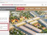 """Tin tức - Quảng cáo dự án """"ma"""" Golden River Residence, Cát Tường Group bị xử phạt"""