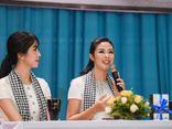 Hoa hậu Ngọc Hân: Môn Toán là nỗi sợ