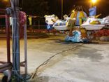 Hà Tĩnh: Cùng con chơi đu quay ở công viên, người đàn ông bị điện giật bất tỉnh