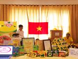 Doanh nghiệp tham gia triển lãm kỉ niệm 3 năm thành lập Café Doanh Nhân HUBA