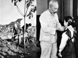 Chủ tịch Hồ Chí Minh với sự nghiệp Trồng cây và Trồng người