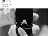 Tin tức giải trí mới nhất ngày 14/9: Bảo Anh bất ngờ khoe nhẫn cưới kim cương