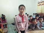 Tấm gương người tốt: Nữ sinh nghèo chủ động trả lại 17 triệu đồng nhặt được
