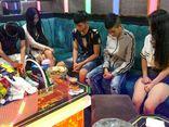 Đột kích quán karaoke LASVEGAS lúc rạng sáng, phát hiện 22 dân chơi dương tính ma túy