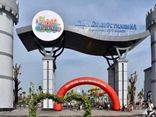 Hà Nội: Cưỡng chế, phá dỡ các hạng mục tại công viên nước Thanh Hà