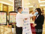 Phương án cách ly cho nhóm chuyên gia Hàn Quốc của Samsung sang làm việc tại Công ty Samsung Display Việt Nam