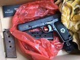 Khám xét chỗ ở đối tượng trộm cắp, phát hiện súng quân dụng K54 cùng 2 hộp tiếp đạn