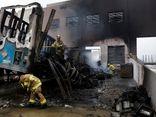 Kho hàng của Amazon được trang bị hệ thống phòng cháy hiện đại nhất bất ngờ bị thiêu rụi