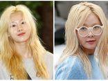 Sự thật đằng sau mái tóc long lanh của sao Hàn: Người giống