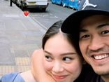 Thiếu gia Phillip Nguyễn đăng ảnh tình tứ bên bạn gái nhưng dòng chữ mới đáng chú ý