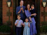 Tan chảy trước khoảnh khắc Hoàng tử William vui đùa cùng các con