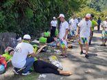 Cận cảnh hiện trường thảm khốc vụ lật xe du lịch, ít nhất 9 người chết ở Quảng Bình