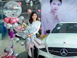 Phan Mạnh Quỳnh tặng bạn gái hotgirl xế hộp 3 tỷ đồng nhân dịp sinh nhật