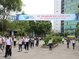 53.000 thí sinh thi đánh giá năng lực, kết quả làm căn cứ xét tuyển của hơn 60 trường ĐH-CĐ