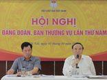Hội nghị Đảng đoàn, Ban Thường vụ lần thứ 5 hội Luật gia Việt Nam