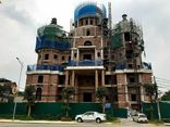 Cận cảnh tòa lâu đài nghìn tỷ tại khu đất vàng đắt bậc nhất Phú Thọ của đại gia xăng dầu Hải Linh