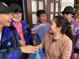 1.500 suất cứu trợ của Hoa hậu Kỳ Duyên - Minh Triệu bị lũ tràn làm hỏng gần hết