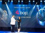Hành trình để DOJI trở thành Doanh nghiệp Bán lẻ xuất sắc Châu Á 2020