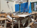 TP.HCM: Cảnh tượng ngổn ngang tại trường học sau cơn giông lốc nghiêm trọng