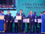 Bí quyết làm giàu - Vinpearl nhận giải thưởng Môi trường quốc gia duy nhất của ngành du lịch