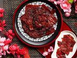 Hội chị em đang phát sốt với món thịt heo khô kiểu người Hoa, hóa ra cách làm không hề khó