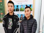 2 thanh niên từ Thanh Hóa vào Quảng Nam thuê phòng trọ, cho vay nặng lãi với giá