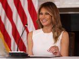 Đệ nhất phu nhân Melania Trump ở đâu trong ngày