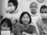 Hành trình truyền nghị lực sống cho bệnh nhân ung thư của cô gái 8X cùng cảnh ngô