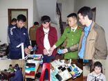 Hà Nam: Bắt 2 đối tượng tổ chức đánh bạc qua mạng internet