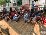Công an nổ súng phá trường gà ở Tiền Giang: Thu 11 con gà đá, 499 triệu đồng