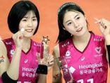 Thể thao 24h - Vẻ đẹp của cặp chị em sinh đôi từng là