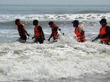 Thông tin mới vụ nam bảo vệ mất tích khi cứu học sinh bị sóng cuốn ở Quảng Ngãi