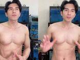 Ở tuổi 45, anh Bo Đan Trường vẫn sở hữu body 6 múi
