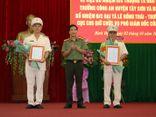 Hai Phó Giám đốc Công an tỉnh Bình Định vừa được bổ nhiệm là ai?